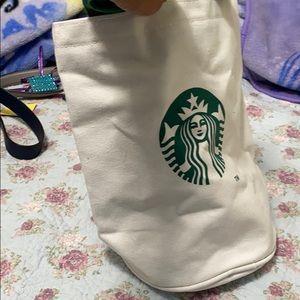 Starbucks Tote Bag, Purse, Reusable Bag, Lunch Bag